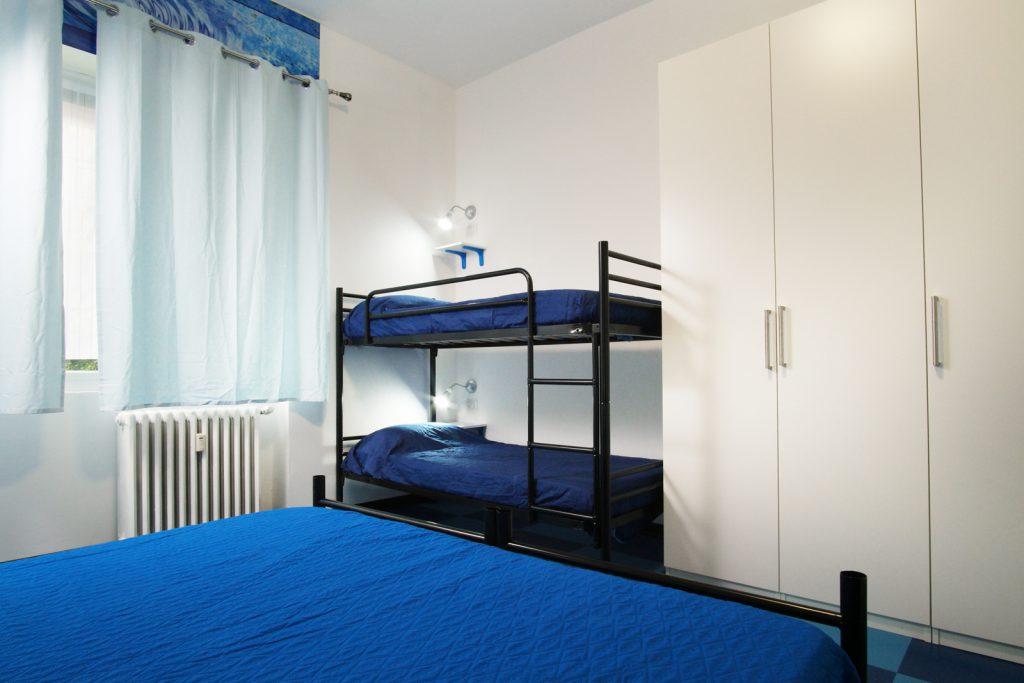 Milano Ostello – La Camera5 è per quattro persone